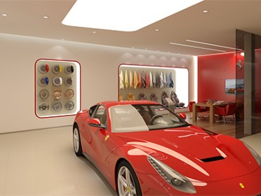 Ferrari Mill Valley feature image